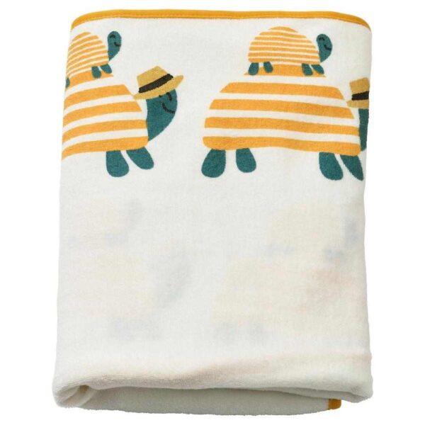 СКЁТСАМ Чехол на пеленальную подстилку, черепаха, 83x55 см - 004.626.18