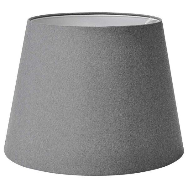 СКОТТОРП Абажур, серый, 42 см - 504.054.04