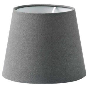 СКОТТОРП Абажур, серый, 19 см - 304.054.76