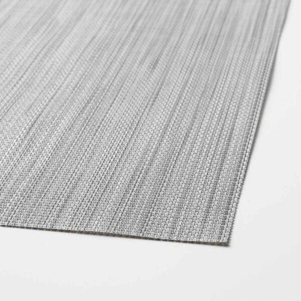 СНУББИГ Салфетка под приборы, светло-серый, 45x33 см - 403.794.72