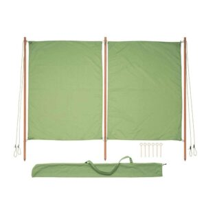 СОЛБЛЕКТ Тент от солнца/ветра, зеленый, 194 см - 804.605.64