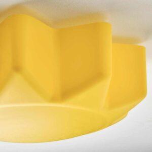 СОЛЬХЕМ Потолочный светильник, желтый солнышко - 604.499.97