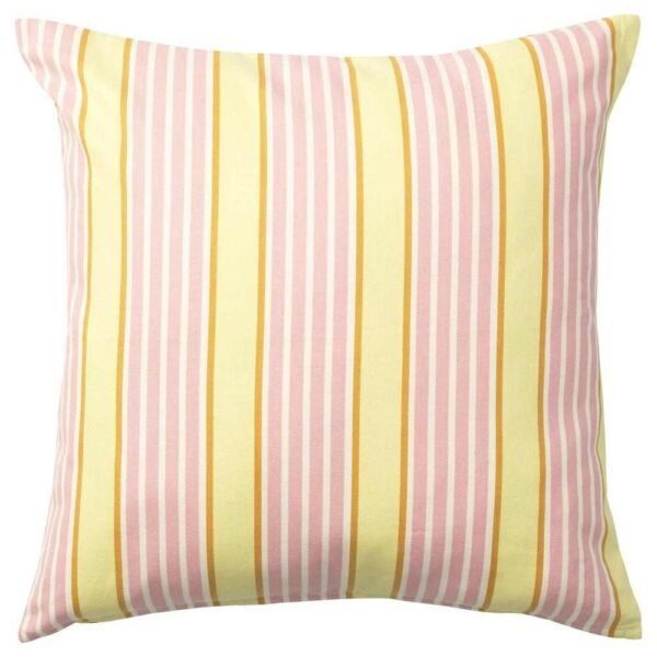 СОММАР 2020 Чехол на подушку, светло-желтый, разноцветный, 50x50 см - 904.675.79