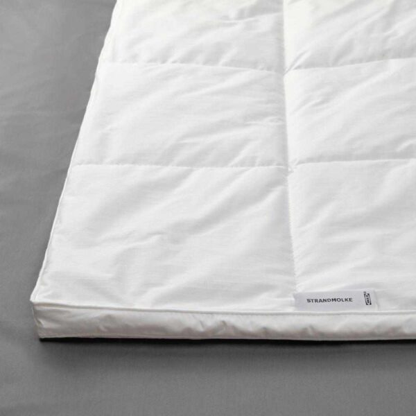СТРАНДМОЛКЕ Одеяло теплое, 200x200 см - 004.591.97