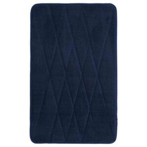 УППВАН Коврик для ванной, темно-синий, 50x80 см - 504.556.39