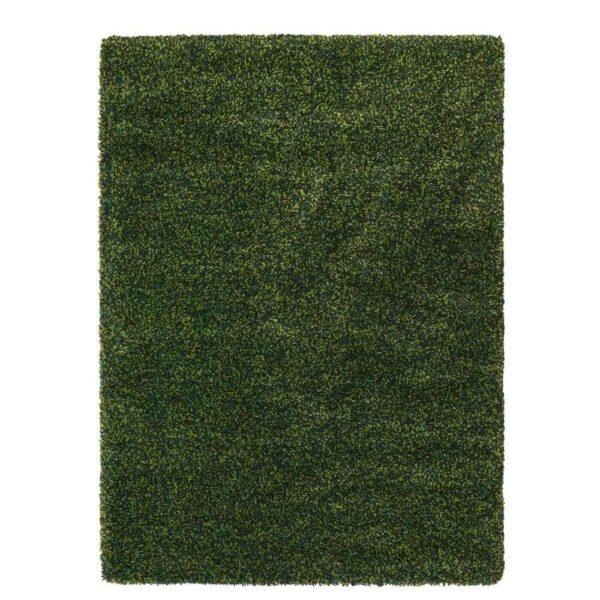 ВИНДУМ Ковер, длинный ворс, зеленый, 170x230 см - 704.459.51