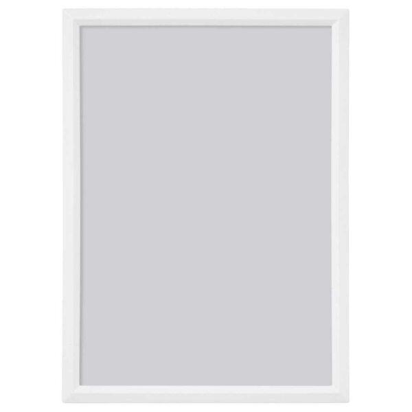 ЮЛЛЕВАД Рама, белый, 13x18 см - 104.252.82