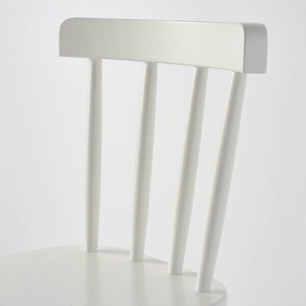 АГАМ Детский стул, белый - 304.670.73
