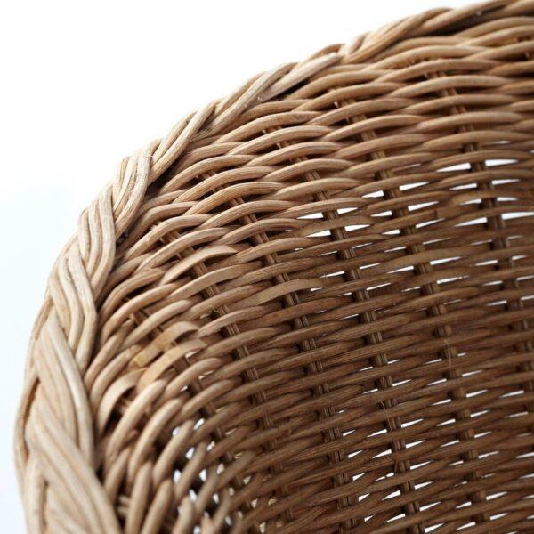 АГЕН Кресло с подушкой-сиденьем, ротанг, Норна неокрашенный - 593.907.71