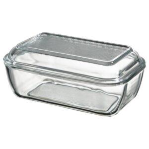 ГРИНСОПП Маслёнка, прозрачное стекло - 704.859.18