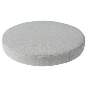 ОМТЭНКСАМ Подушка на стул, Оррста светло-серый, 38 см - 804.695.12