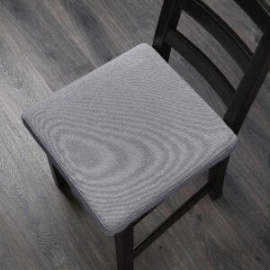 ОМТЭНКСАМ Подушка на стул, Оррста светло-серый, 40x40 см - 504.764.96