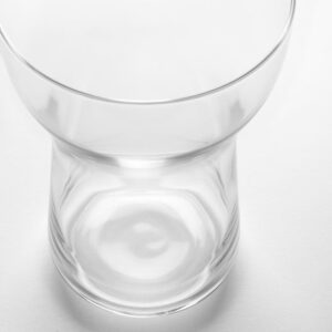 ОМТЭНКСАМ Стакан, прозрачное стекло, 35 сл - 004.694.84