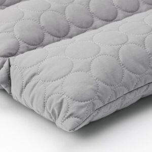 ОМТЭНКСАМ Многофункциональная подушка, серый, 50x75 см - 104.694.88