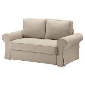 БАККАБРУ 2-местный диван-кровать, Идекулла бежевый - 204.853.22