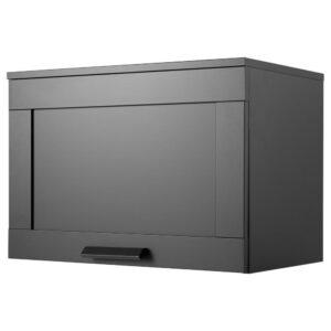 БРИМНЭС Навесной шкаф с дверцей, черный, 60x41 см - 304.852.32