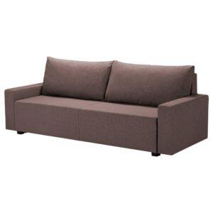 ГИММАРП 3-местный диван-кровать, Рудорна коричневый - 104.472.98