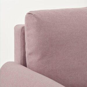 ГРУННАРП 3-местный диван-кровать, Гуннаред светлый коричнево-розовый - 304.853.88