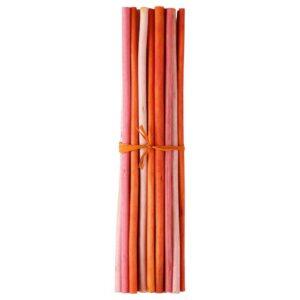 САЛТИГ Декоративная палочка, ароматический оранжевый, розовый, 35 см - 304.652.48