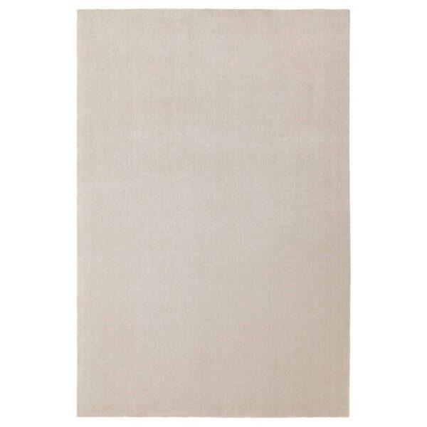ТЮВЕЛЬСЕ Ковер, короткий ворс, белый с оттенком, 200x300 см - 704.253.16