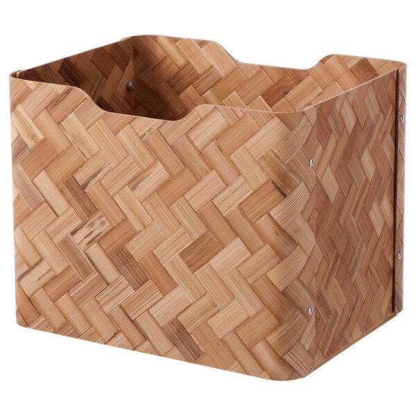 БУЛЛИГ Ящик, бамбук, коричневый - 604.745.95