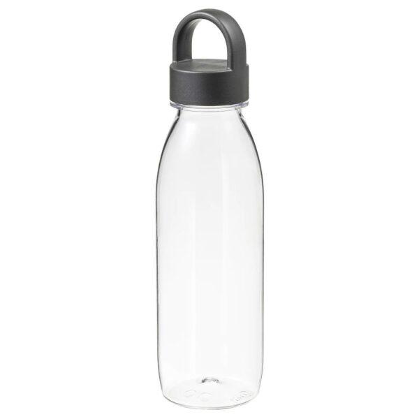 ИКЕА/365+ Бутылка для воды, темно-серый - 704.800.15
