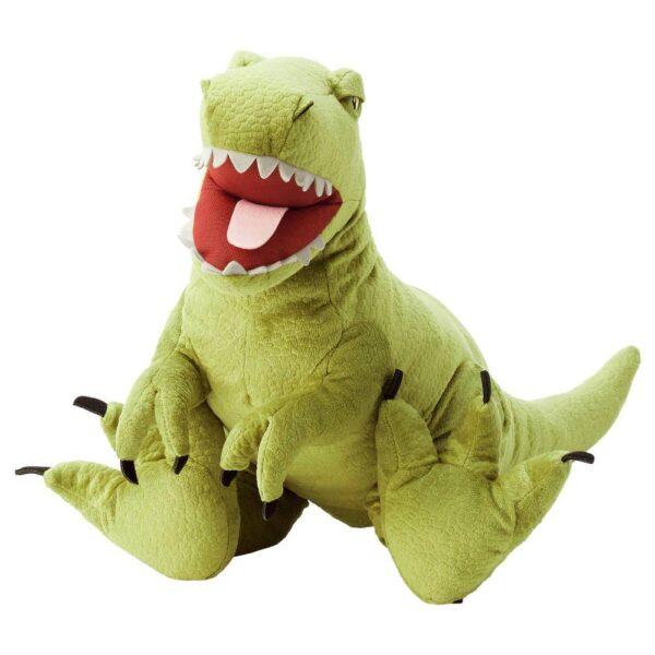 ЙЭТТЕЛИК Мягкая игрушка, динозавр, Тираннозавр Рекс - 604.711.96