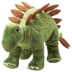 ЙЭТТЕЛИК Мягкая игрушка, динозавр, Стегозавр - 904.711.90