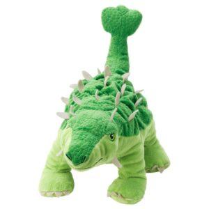 ЙЭТТЕЛИК Мягкая игрушка, яйцо/динозавр, Анкилозавр - 404.712.15