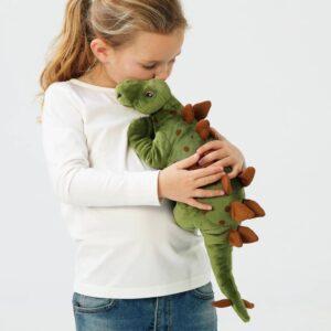 ЙЭТТЕЛИК Мягкая игрушка, динозавр, Стегозавр - 204.712.21