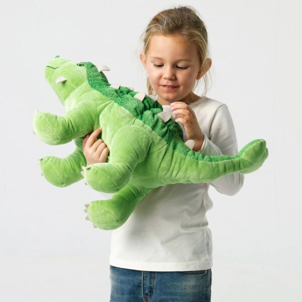 ЙЭТТЕЛИК Мягкая игрушка, динозавр, Анкилозавр - 304.712.11