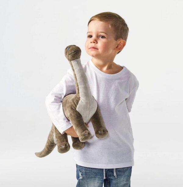 ЙЭТТЕЛИК Мягкая игрушка, динозавр, Бронтозавр - 304.711.93
