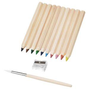 МОЛА Цветной карандаш, разные цвета - 104.776.00