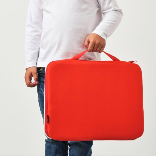 МОЛА Сумка-планшет для рисования, красный - 204.598.94