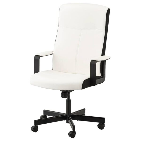 МИЛЛБЕРГЕТ Рабочий стул, Кимстад белый - 603.780.18