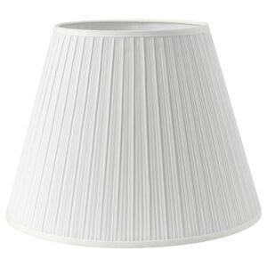 МЮРХУЛЬТ / КРИСМАСТ Светильник напольный, белый, никелированный - 393.876.04