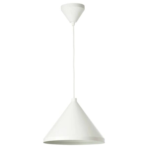 НЭВЛИНГЕ Подвесной светильник, белый - 604.078.22
