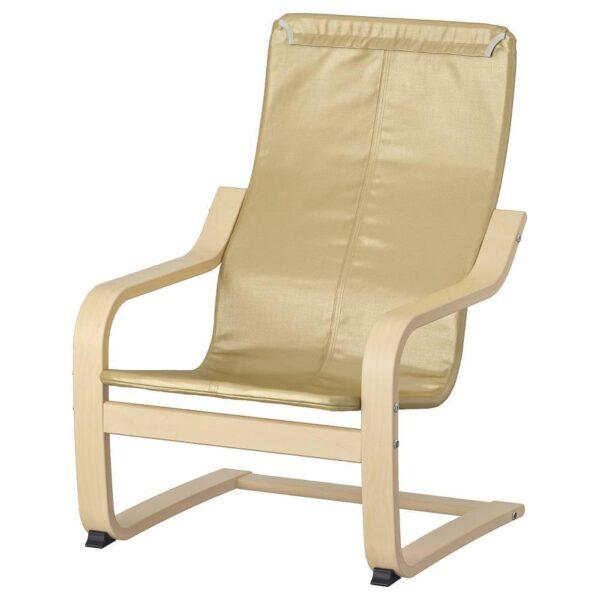 ПОЭНГ Каркас детского кресла, березовый шпон - 004.180.60
