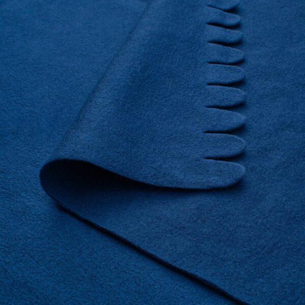 ПОЛАРВИДЕ Плед, темно-синий - 804.790.35