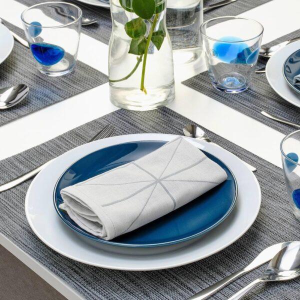 САНДВИВА Полотенце кухонное, синий - 604.643.89