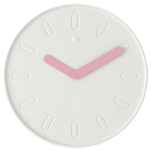СЛИПСТЕН Настенные часы, белый - 404.731.01