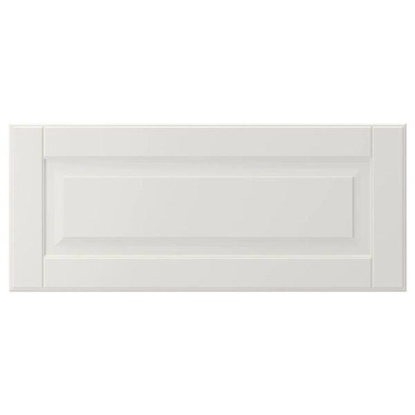 СМЕВИКЕН Фронтальная панель ящика, белый - 804.728.83