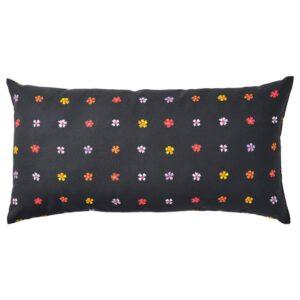СОММАРБИНКА Подушка, черный, разноцветный - 704.728.12