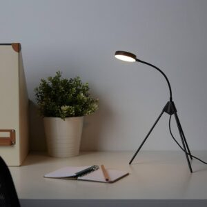 ТРЕТТИОТРЕ Настольная лампа, светодиодная, черный - 704.784.61