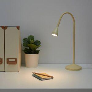 НЭВЛИНГЕ Рабочая лампа, светодиодная, желтый - 404.713.19
