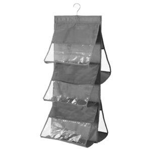СКУББ Подвесной модуль для сумок, темно-серый - 704.729.73