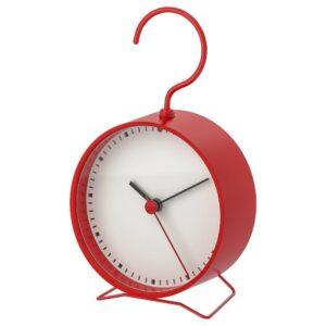 СНИФФА Часы, красный - 804.731.04