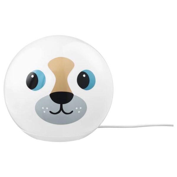 ЭНГАРНА Настольная лампа, светодиодная, «собака» - 704.408.64