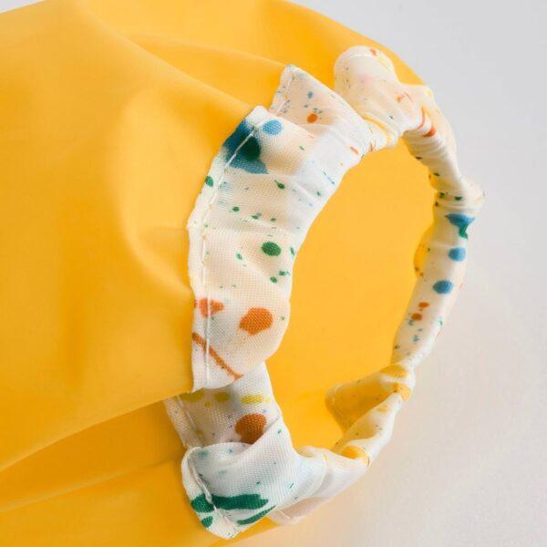 МОЛА Фартук с длинными рукавами, желтый - 904.853.52