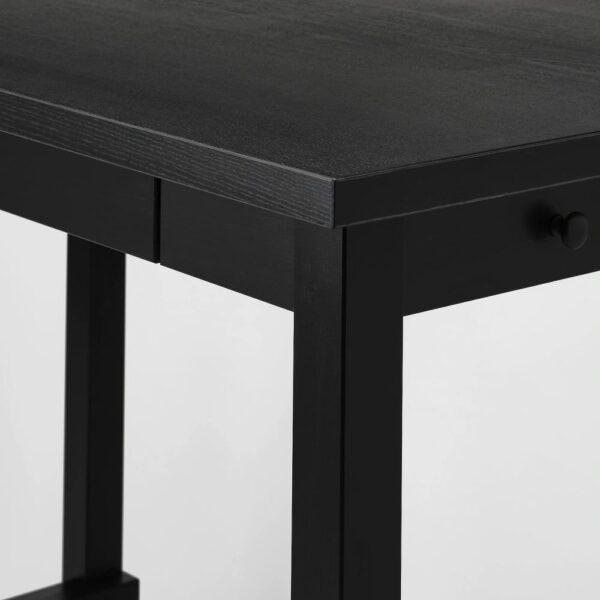 НОРДВИКЕН Барный стол, черный - 903.696.11